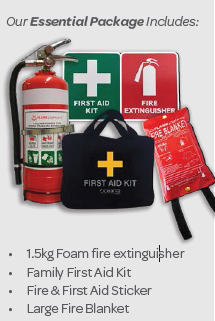 New Home Owner Safety Kit