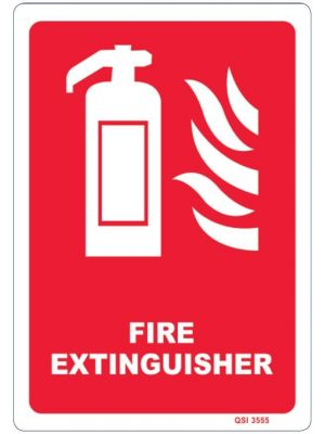 Workplace Safety Signage-Fire Series