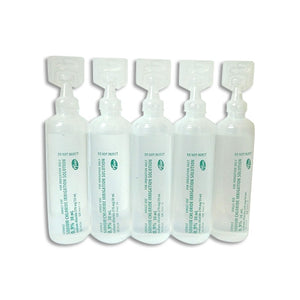 Sodium Chloride 0.9% Ampoules for Irrigation