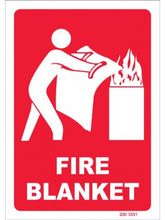 Load image into Gallery viewer, Workplace Safety Signage-Fire Series