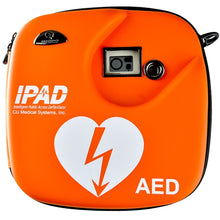 Load image into Gallery viewer, Wall Mount First Aid Kit & Secure Cabinet Defibrillator Bundle