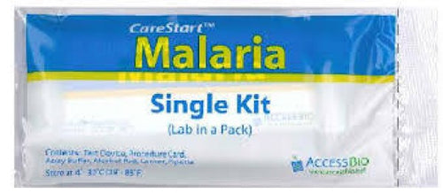 Malaria Test Kits- 2 Pack