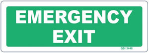 EXIT Signs - Various