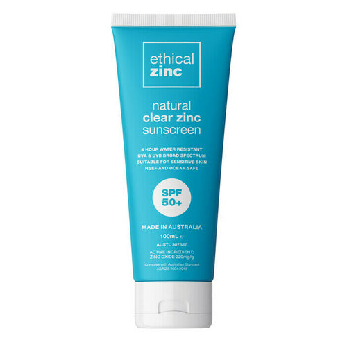 Ethical Zinc SPF 50 Sunscreen