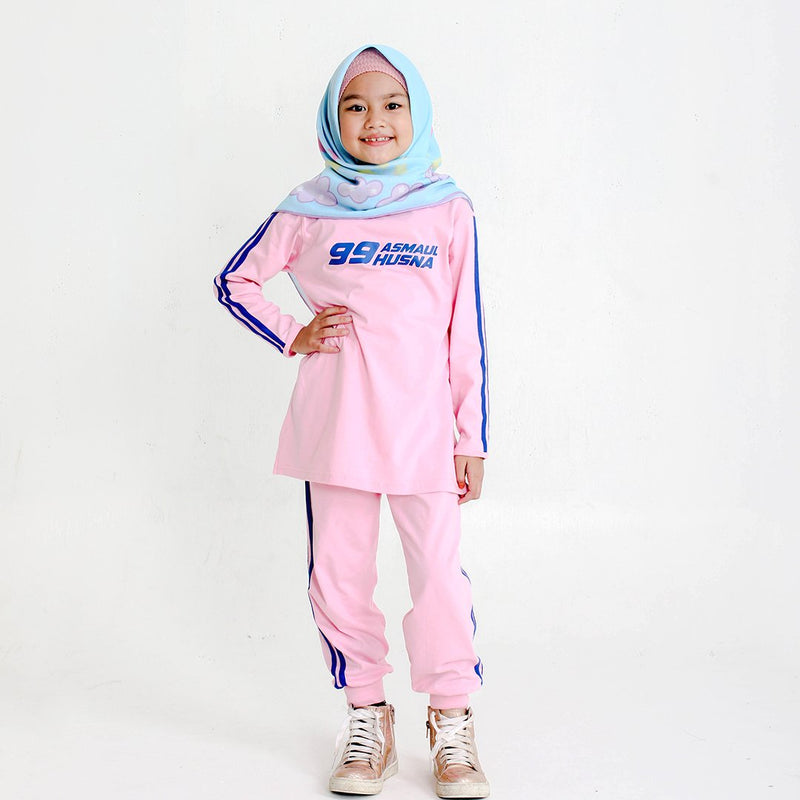 Asmaul Husna Girl Set