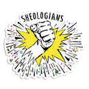 Sheologians Fist of Fury | Sticker
