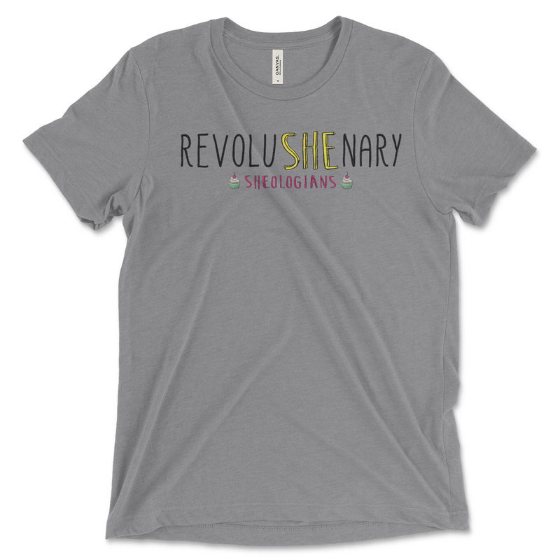 RevoluSHEnary | T-shirt