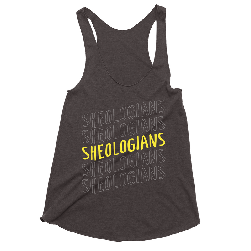 Sheologians on Repeat | Tank Tops