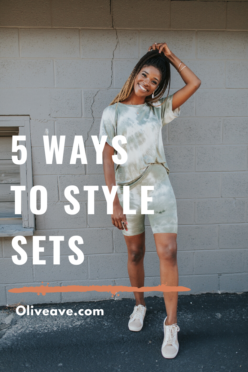 5 Ways to Style Sets