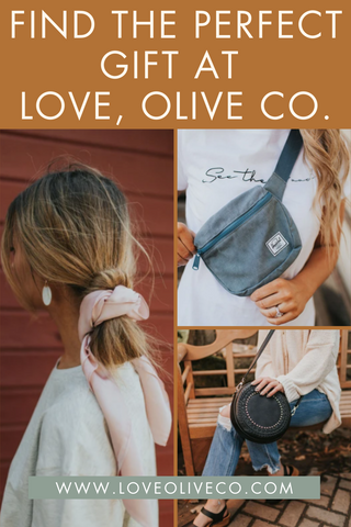 Find the perfect gift for the women in your life at Love, Olive Co. www.loveoliveco.com/blogs