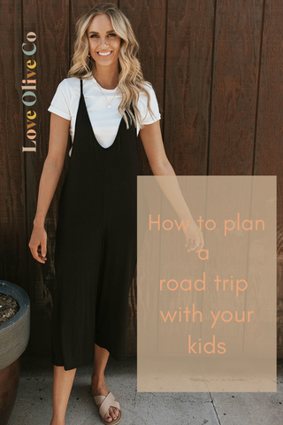 how to plan a family road trip loveoliveco.com