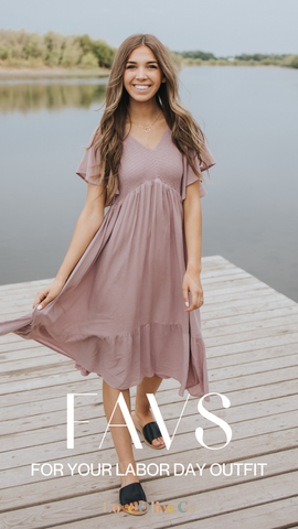 Favs for labor day and fall outfits. www.loveoliveco.com