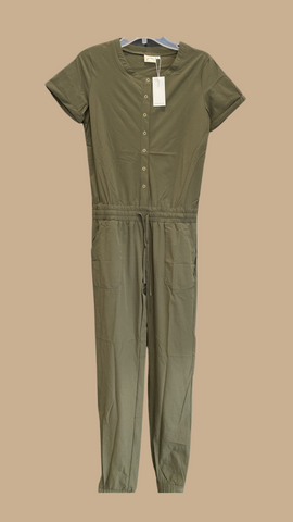 Shop your favorite jumpsuits in this core collection. www.loveoliveco.com