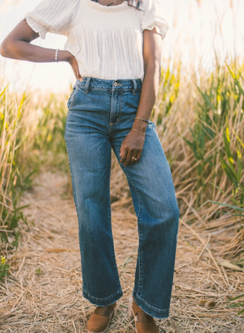 jeans that will make you feel like hot stuff no matter what you pair them with. www.loveoliveco.com