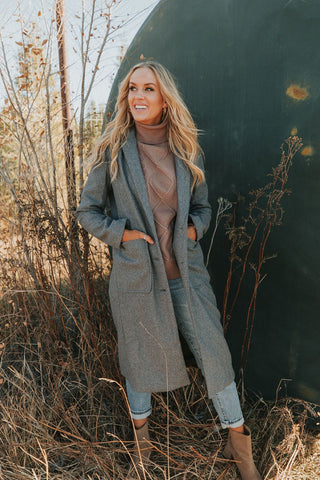 Transitioning your wardrobe from fall to winter. www.loveoliveco.com