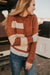 Jennings Sweater-Brown