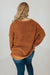 Kaesi Sweater-Dark Camel