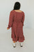 Brightside Dress-Burgundy