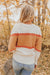 Creamsicle Sweater-Cream Multi