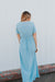 Etta Dress-Blue