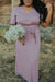 Forever Yours Dress-Mauve