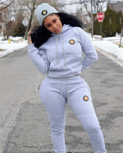 Womens Cotton Track Suit