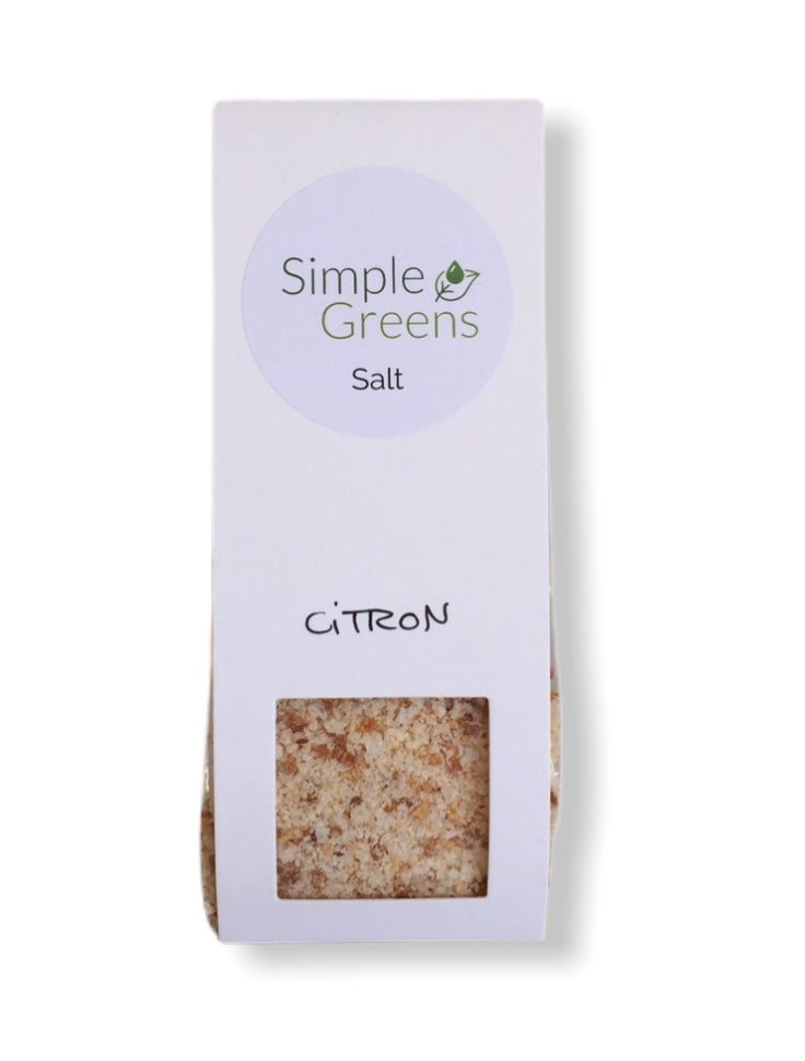 Citronsalt SimpleGreens
