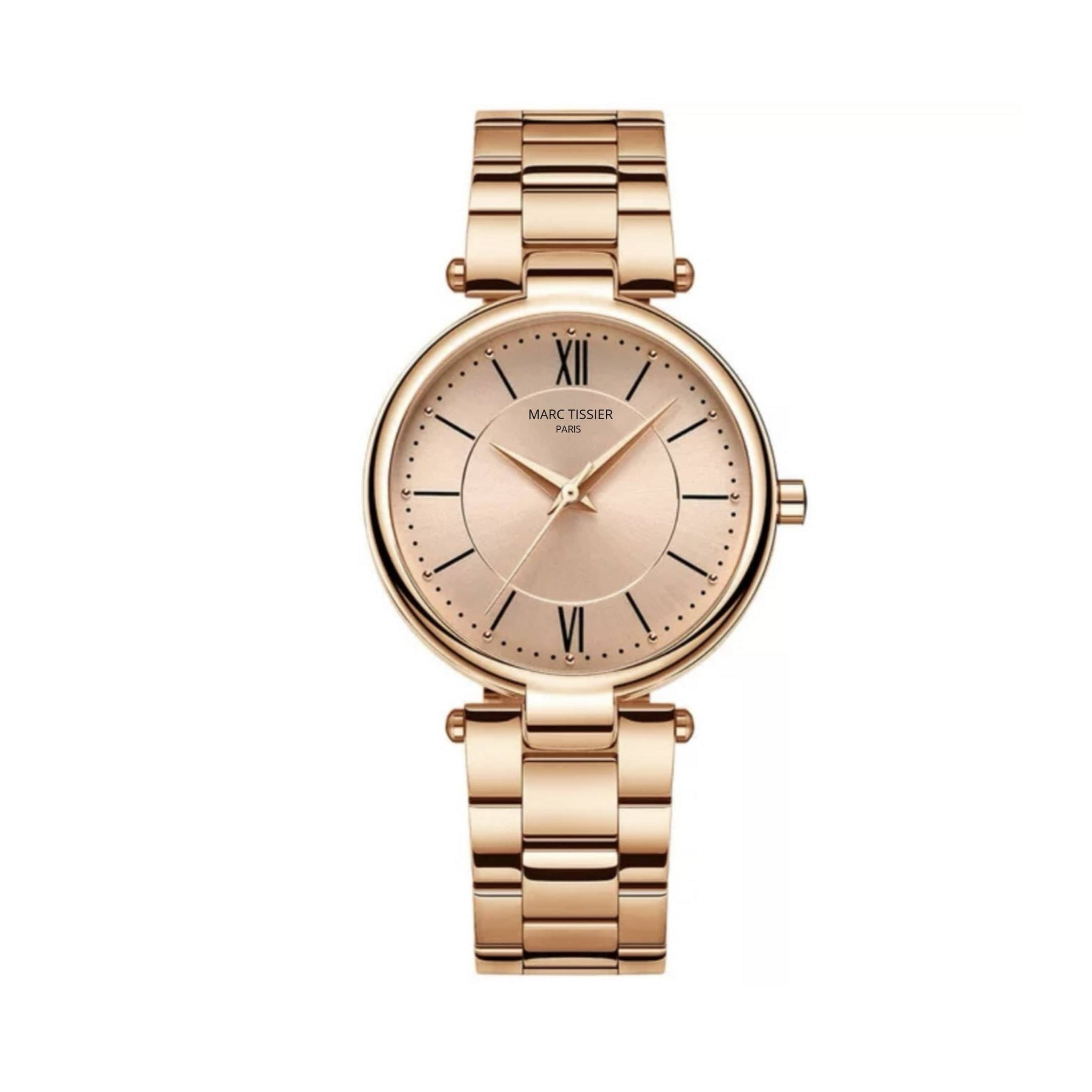 MARC TISSIER -  Couronne - rose 36 mm- lifestyle