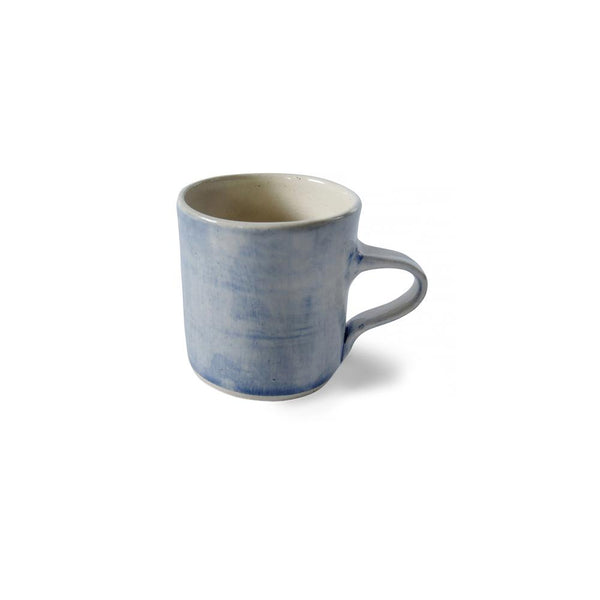 ESPRESSO MUGS - set of 4 Blue washed