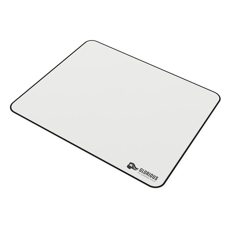 "Mouse Pad Glorious Large White Edition - 11""x13"""
