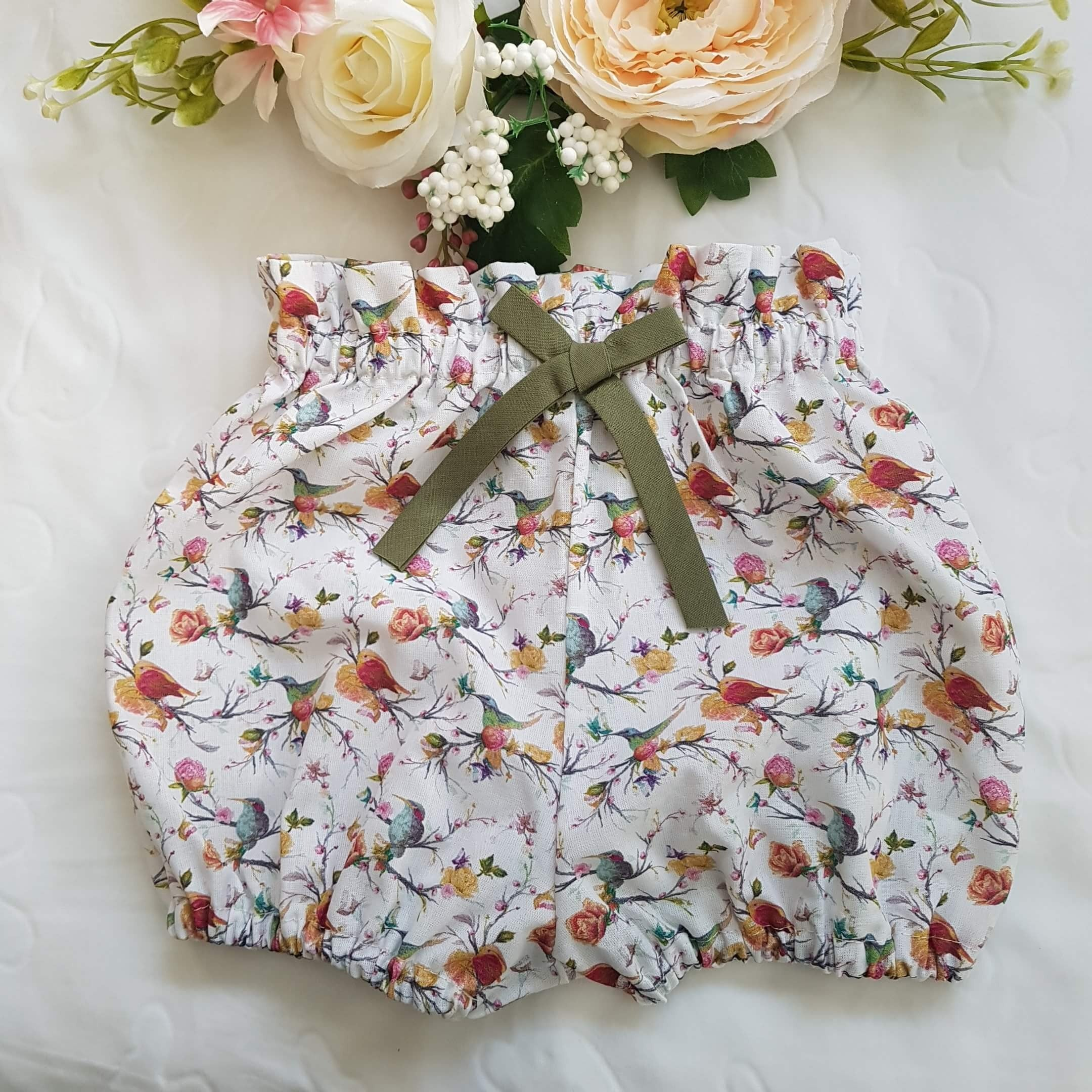 Little birds bloomers