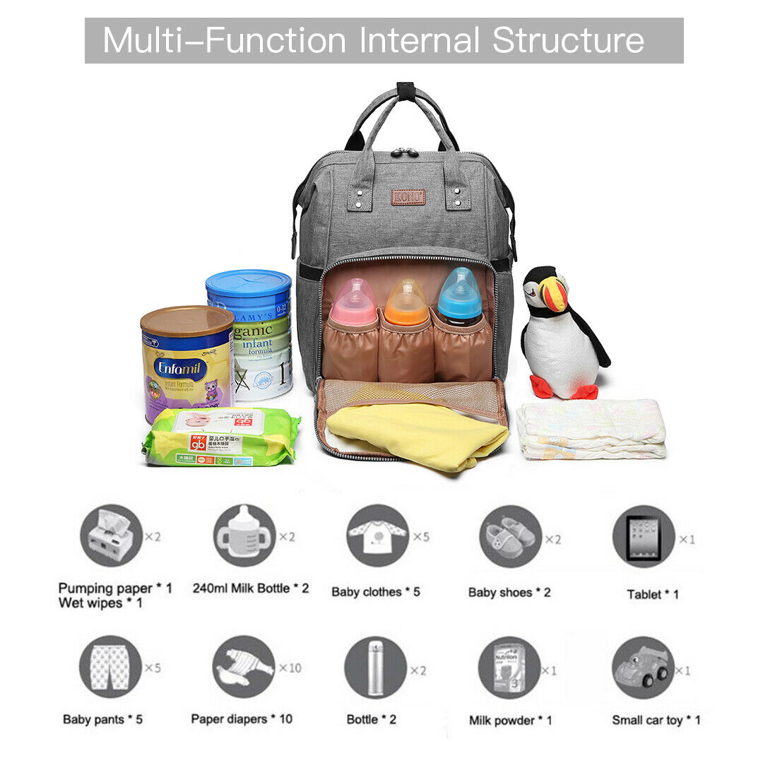 Omni Multi-functional Changing Backpack