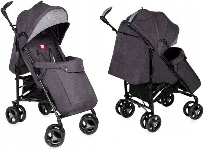 IRMA Baby Stroller with Rain Cover