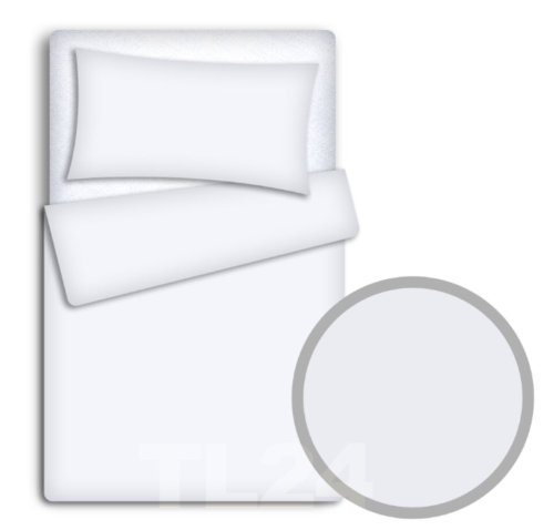 Plain Baby 2 Piece Bedding Set