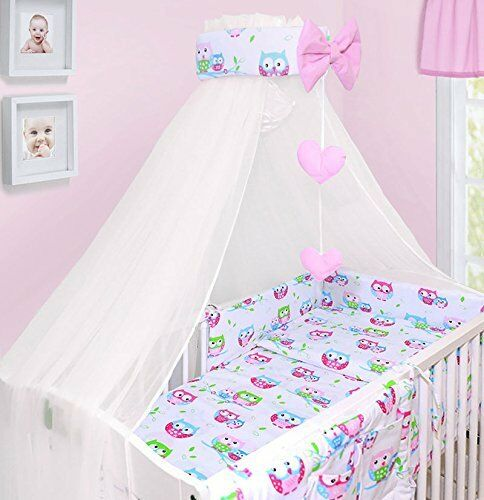 Multi-Piece Nursery Bedding Set