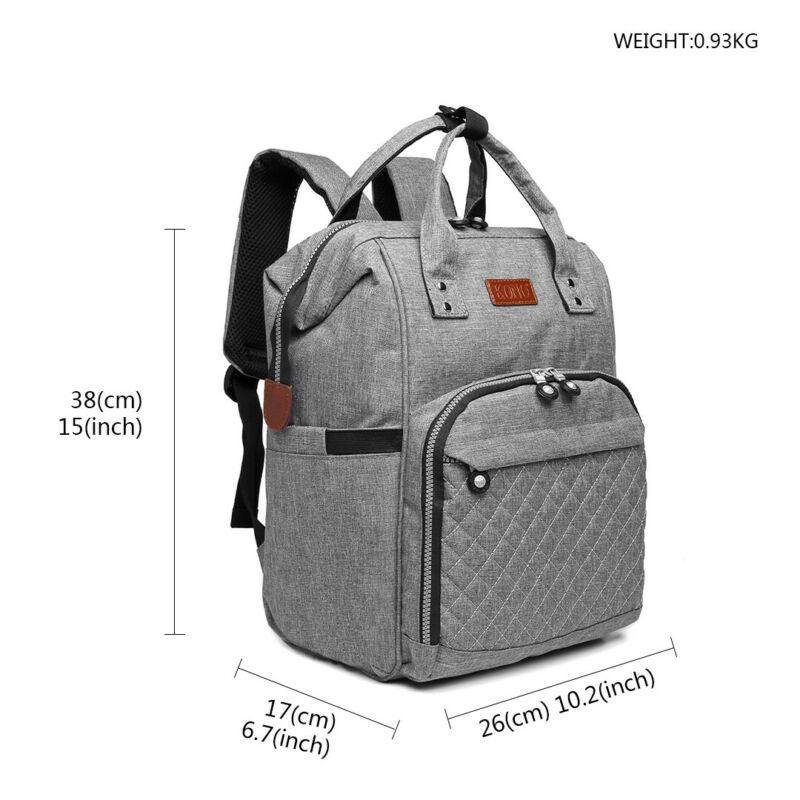 KONO Multi-functional Changing Backpack - Lusso Babies