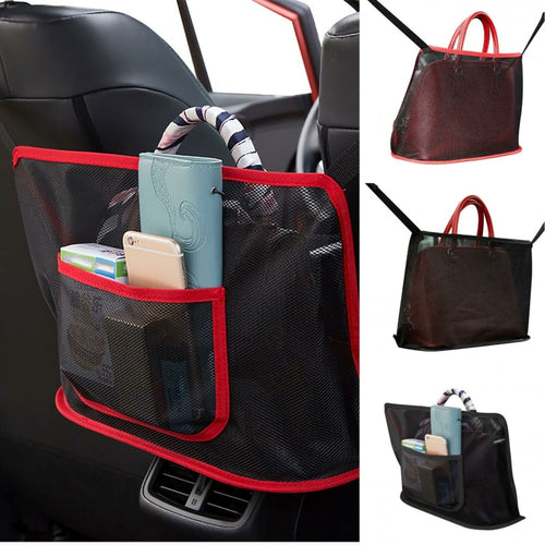 Car Net Pocket Handbag Organizer