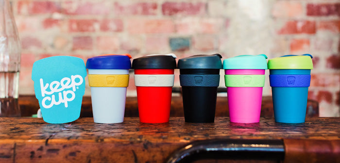 Make the switch to a KeepCup