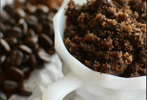 DIY Coffee Scrub Waste Free World