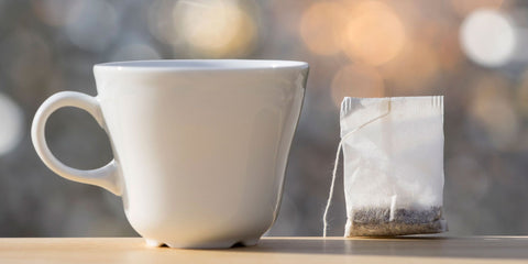 The Truth About Tea Bags Waste Free World