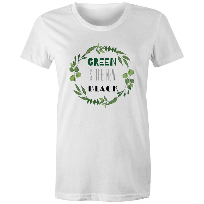 Etiko - Women's Fairtrade Organic Crew Tee