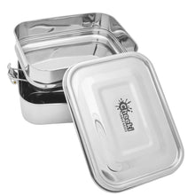Load image into Gallery viewer, Cheeki 1 Litre Lunch Box - Double Stacker