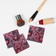 Reusable Make-up Wipes - set of 10 with calico bag