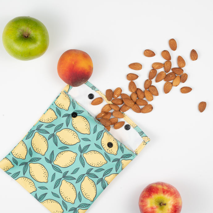 Reusable snack / lunch bags