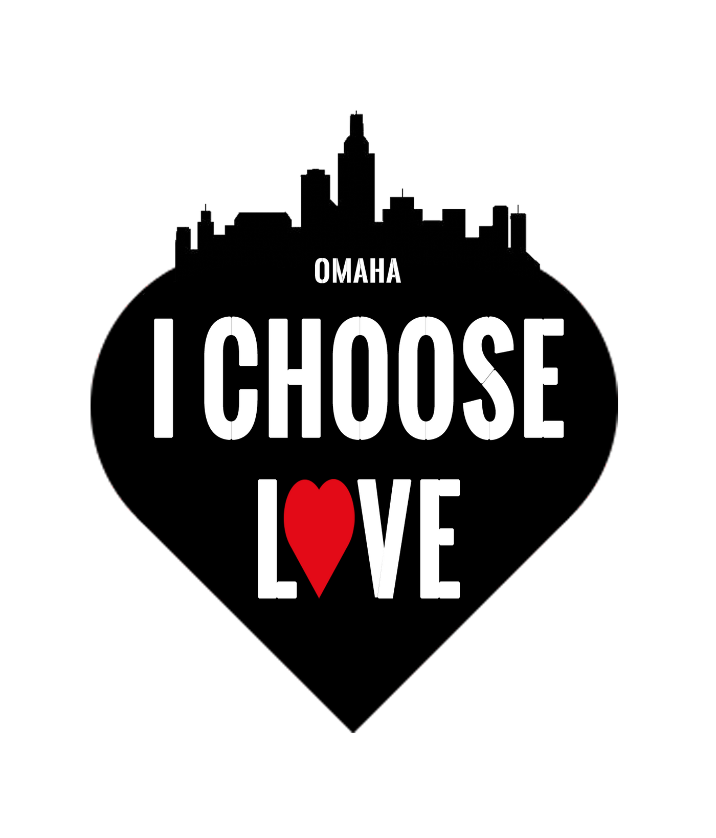 I Choose Love OMA