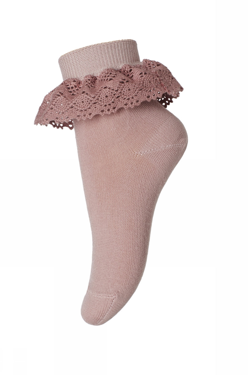 MP Denmark - Ankelsock Lace - 527