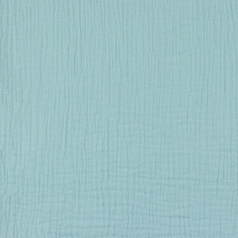 LIGHT BLEU DOUBLE GAUZE 03959.006
