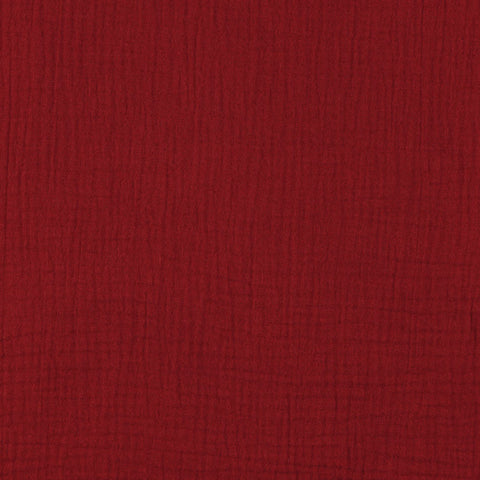 RED DOUBLE GAUZE 03959.020