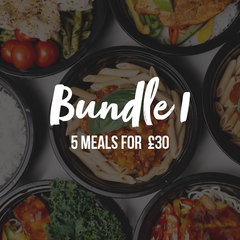 5 meals for £30
