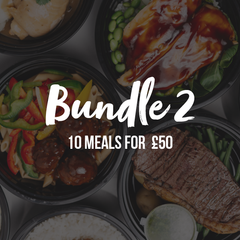 10 meals for £50